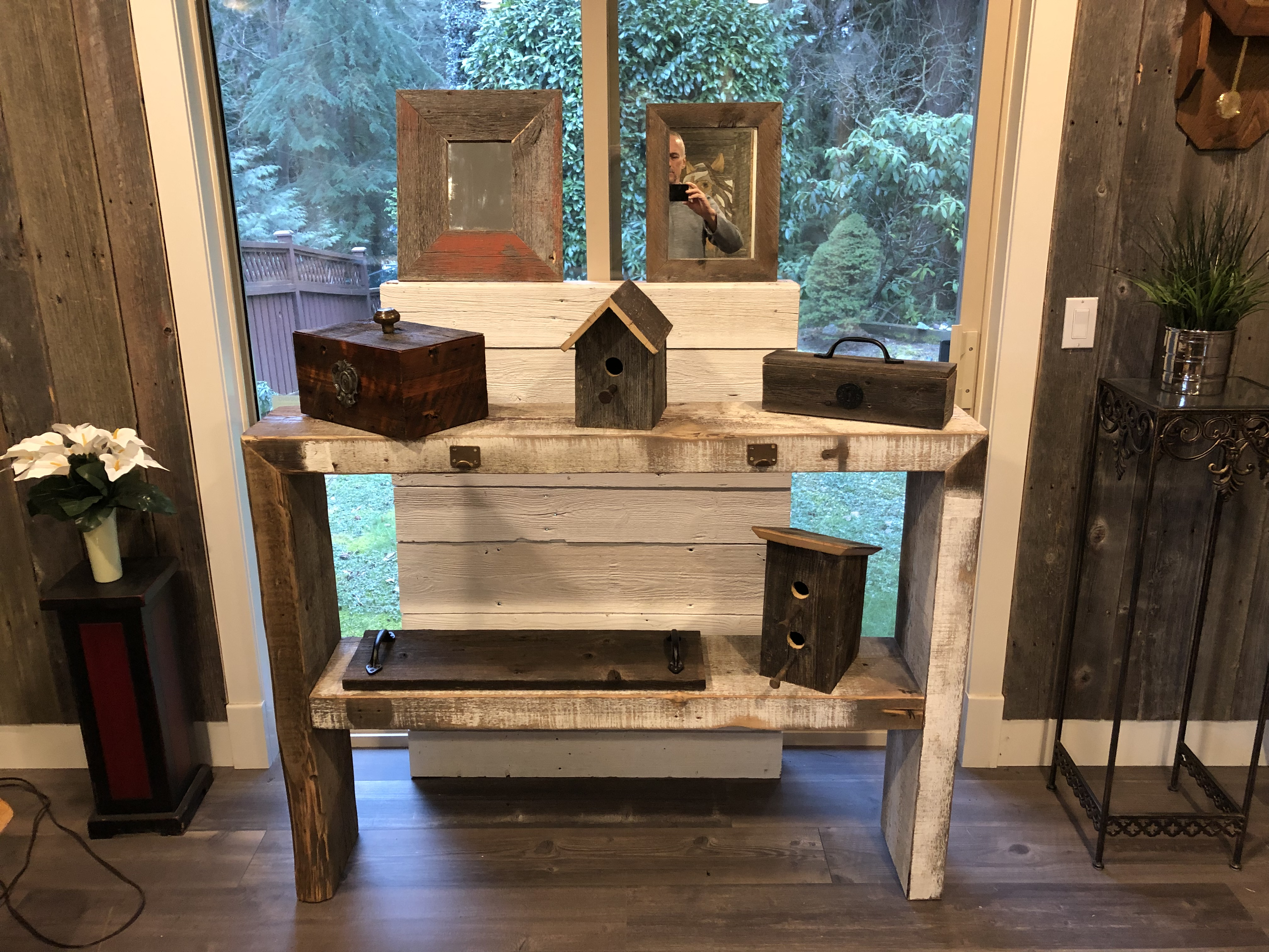 Antique-Barn-Wood-Lumber-Beams-And-Mantels